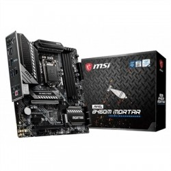 MSI Placa Base MAG B460M MORTAR mATX LGA1200