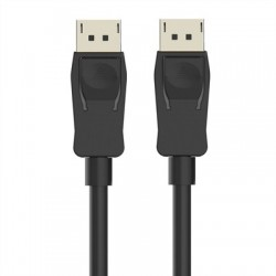 Ewent Cable Displayport 4k @ 60hZ, A/A AWG28, 2mt