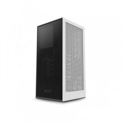 NZXT H1 USB 3.1 Mate Blanco + Fuente 650W GOLD