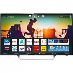 "Televisión Philips 65"" 65PUS6162 - Ultra HD, 4K, Pixel Plus, Smart TV, HDR Plus, Wifi Miracast"