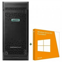 HPE ProLiant ML110 Gen10 Xeon 3104/8GB+WS Foundati