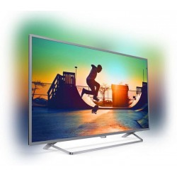 "Televisión Philips 50"" 50PUS6272 - Ultra HD 4K, Smart TV, HDR Plus, Ambilight, Wi-Fi"