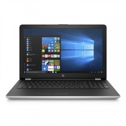 "HP 15-BS022NS i7-7500U 8GB 1TB 2GB W10 15.6"" plata"
