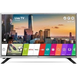 "Televisión LG 32"" 32LJ590U - Full HD, Smart TV WebOS 3.5, Wi-Fi, USB Multimedia, Sint. TDT2 y Satel."