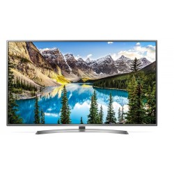"Televisión LG 75"" 75UJ675V - Ultra HD 4K, Smart TV WebOS 3.5, HDR10 & HLG, Wi-Fi, Ultra Surround"