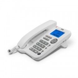 SPC 3608B Telefono OFFICE ID 3M ML ID LCD Blanco