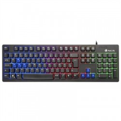 NGS Teclado Multimedia Gaming GKX-300 Led