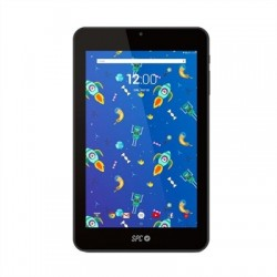 "SPC Tablet 7"" IPS 9742108N Flow QC 8GB Negra"