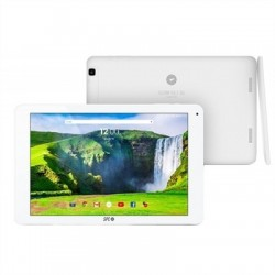 "SPC Tablet 10,1"" IPS QC 1GB RAM-8GB 3G Blanca"