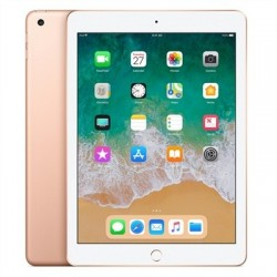 Apple iPad 2018 Wi-Fi 128GB - Gold