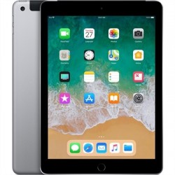 Apple iPad 2018  Wi-Fi + Cellular 128GB - Sp.Grey