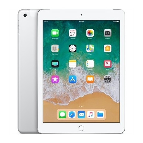 Apple iPad 2018  Wi-Fi + Cellular 128GB - Silver