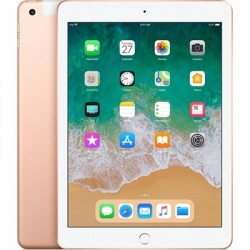 Apple iPad 2018  Wi-Fi + Cellular 128GB  Gold