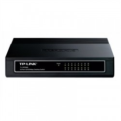 TP-LINK TL-SF1016D Switch 16x10/100Mbps Mini