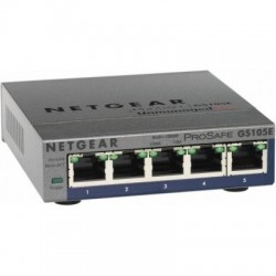 Netgear GS105E-200PES Switch 5xGB