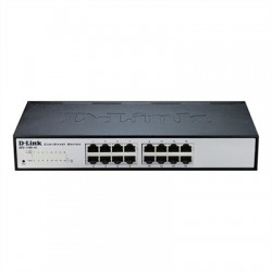 D-Link DES-1100-16 Switch 16x100/100Mbps