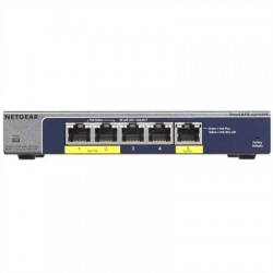 Netgear GS105PE-10000S Switch 5xGB 2xPoE