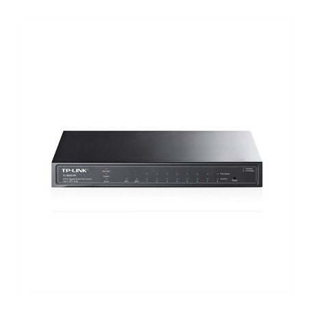 TP-LINK T1500G-10PS Switch 8xGB PoE 2xSFP