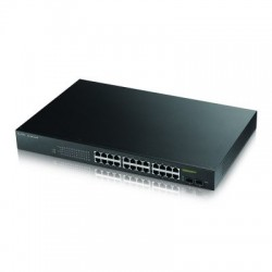 ZyXEL GS1900-24HP Switch L2 24xGB PoE 2xSFP