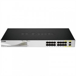 D-Link DXS-1100-16SC Switch L2+ 14xSFP+ 2x10GB