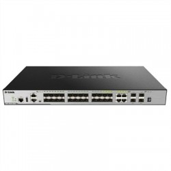 D-Link DGS-3630-28SC Switch L3 24xSFP 4x10GB