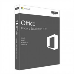 Microsoft Office 2016 Hogar y Estudiantes para MAC