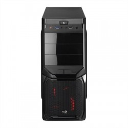 Aerocool Caja Semitorre V3X Advance Black USB3.0