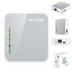 TP-LINK TL-MR3020 Router Movil 3G WiFi N150