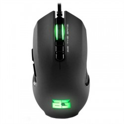 BG Ratón Gaming Hunter óptico 3200DPI