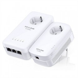 TP-LINK TL-WPA8630P KIT Powerline Extensor AV1200