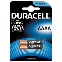 Duracell Ultra Power Pila Alcalina AAAA MX2500 1,5
