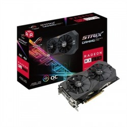Asus VGA AMD ROG Strix RX570-04G Gaming 4GB GDDR5