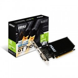 MSI VGA NVIDIA GT 710 2GD3H LP 2GB DDR3
