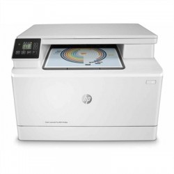 HP Multifunción Color LaserJet Pro MFP M180n Red