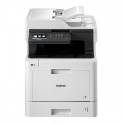 Brother Multifunción Laser Color DCP-L8410CDWLT+Bj