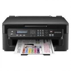 Epson Multifunción WorkForce WF-2510WF Wifi Fax