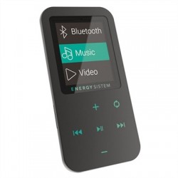 Energy Sistem MP4 Touch BLuetooth 8GB Negro/Menta