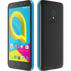 "Alcatel U5 4G 5044D 5"" Q1.1Ghz 8GB 4G Azul"