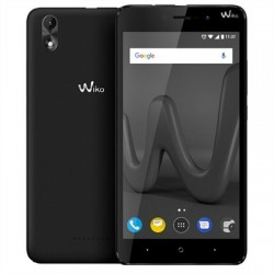 "Wiko LENNY 4 PLUS 5.5"" HD Q1.3GHz 16GB Negro"