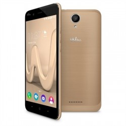 "Wiko HARRY 5"" HD IPS Q1.3GHz 16GB 4G Oro"