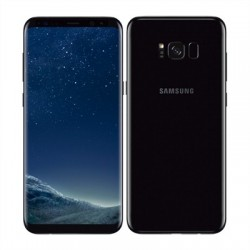 "Samsung Galaxy S8+ SM-G955 6.2"" 64GB IP68 Negro"