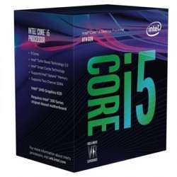 Intel Core i5 8400 2.8Ghz 9MB LGA 1151 BOX