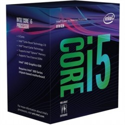 Intel Core i5 8600 3.1Ghz 9MB LGA 1151 BOX