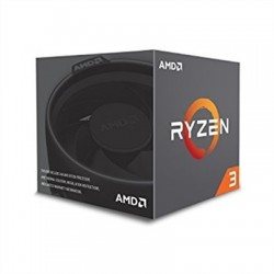AMD RYZEN 3 1200 3.4GHz 10MB 4 CORE 65W AM4 BOX