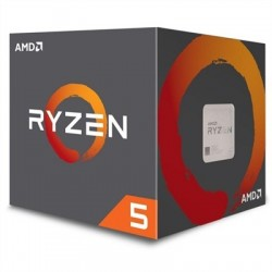 AMD RYZEN 5 1600 3.6GHz 19MB 6 CORE 65W AM4 BOX
