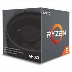 AMD RYZEN 5 2600X 4.25GHz 19MB 6 CORE 95W AM4