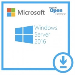 Microsoft Windows Server 2016 CAL User Open