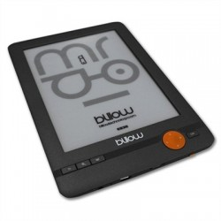 "Billow E03E eBook reader E03E 6"" E-Ink 4GB Gris"