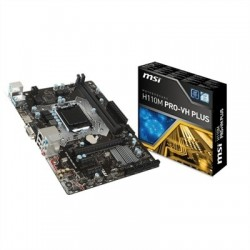 MSI Placa Base H110M PRO-VH PLUS mATX LGA1151