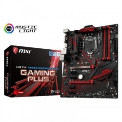 MSI Placa Base H370 GAMING PLUS ATX LGA1151